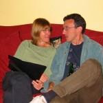 Jill & Andrew in Glasgow